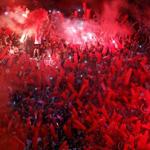Güney Amerika Kupası yarı final rövanş maçında Arjantin'in iki ezeli rakibi River Plate ile Boca Juniors karşı karşıya geldi.