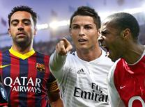 UEFA tüm zamanların en iyi 11'ini açıkladı!
