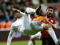 İşte Kasımpaşa - Galatasaray maçından en özel kareler...