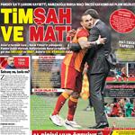 İşte sporun manşetleri...
