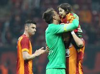 Spor Toto Süper Lig'de Galatasaray, Gaziantepspor'u 1-0 yendi.