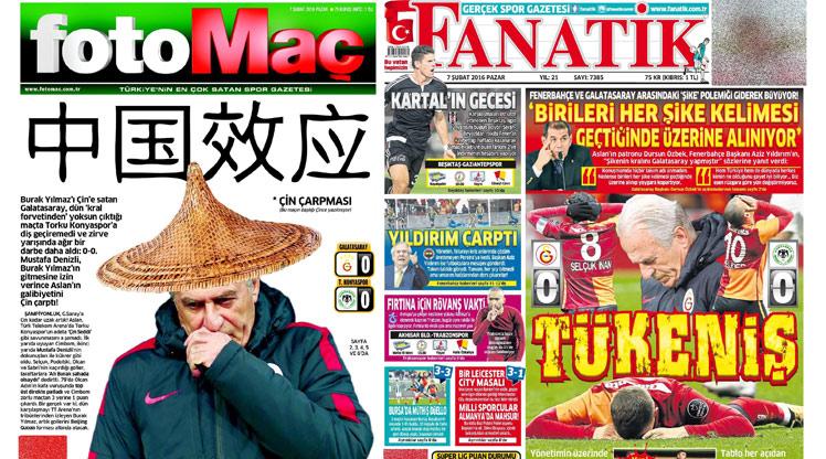 7 Şubat gazete manşetleri