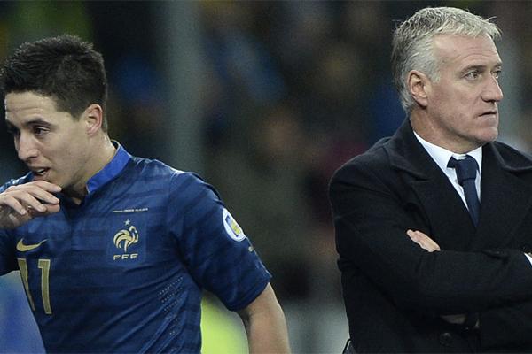 Antalyaspor forması giyen Samir Nasri, Ekim 2015'ten bu yana Fransa Milli Takımı'na çağrılmayan Karim Benzema'ya haksızlık yapıldığı görüşünde.