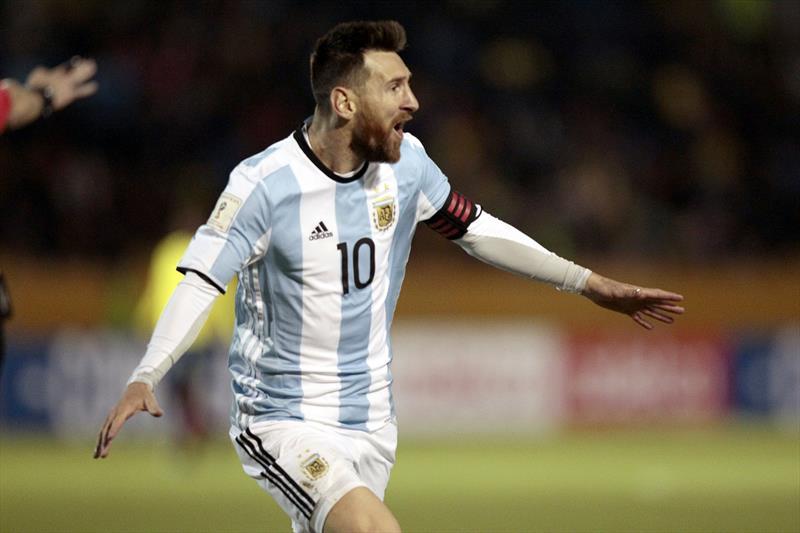 """""""Futbol, Messi'ye Dünya Kupası borçlu"""""""