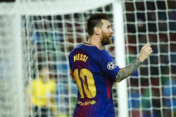 Lionel Messi fırtınası bu sezon giderek daha fazla şiddetlerek esiyor.