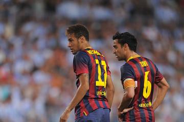 Xavi'den Neymar itirafı