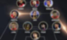 UEFA yüzyılın en iyi 11'i açıkladı