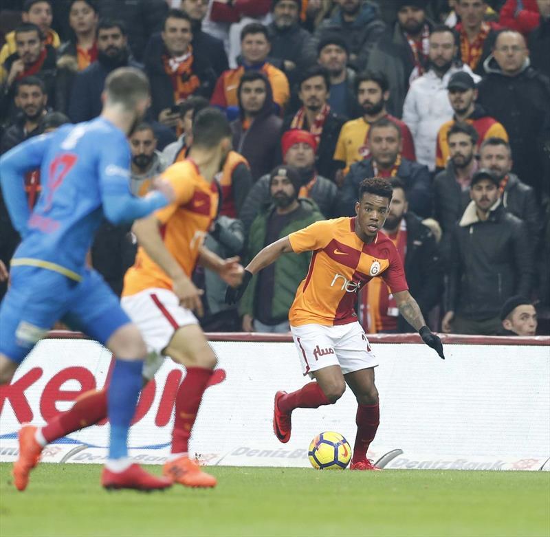 Galatasaray - Göztepe foto galerisi