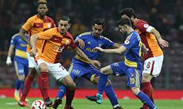 Galatasaray - Bucaspor foto galeri