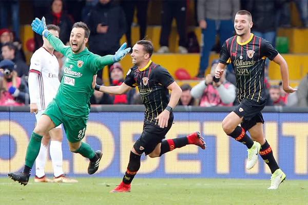Serie A'da bu sıralar en çok konuşulan isim ne Icardi, Ne Higuain ne de Mertens... İtalya'da gündemin 1 numarası Benevento kalecisi Alberto Brignoli...