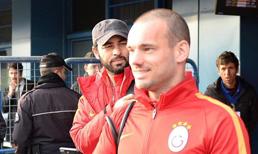 Galatasaray Trabzon'da