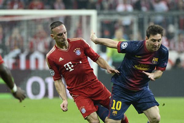 Bayern Münih'te forma giyen Fransız oyuncu Franck Ribery, 2008-2009 yıllarında tüm büyük kulüplerin kendisini transfer etmek istediğini söyledi.
