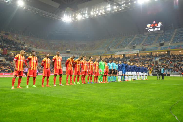 Kayserispor-Fenerbahçe foto galerisi