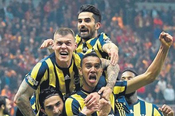 Fenerbahçe, dünya derbilerinde erişilmesi zor bir istatistiğinde sahibi durumunda.