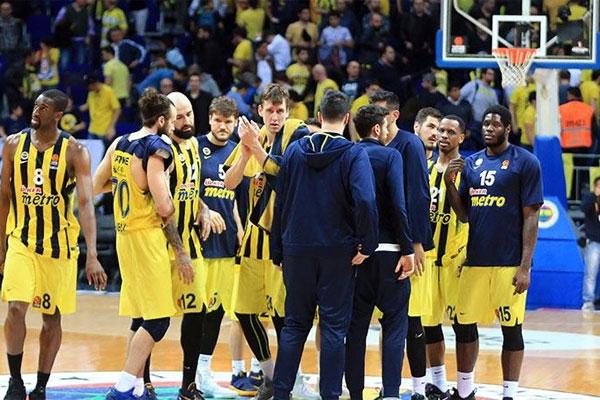 Fenerbahçe, Euroleague şampiyonluğu için en büyük favori olarak lanse edildi.