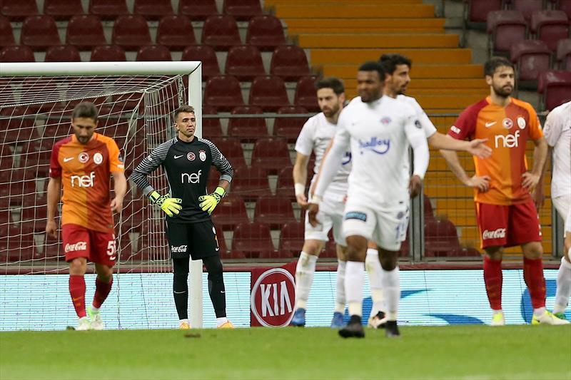 Spor yazarları Galatasaray-Kasımpaşa maçını yorumladı