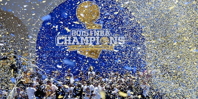 Şampiyona muhteşem kutlama!