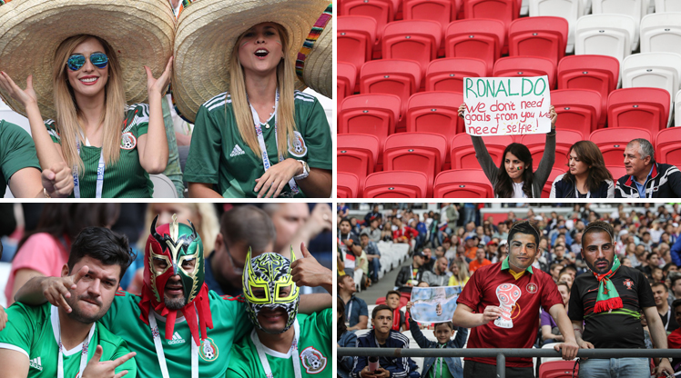 Portekiz-Meksika foto galerisi