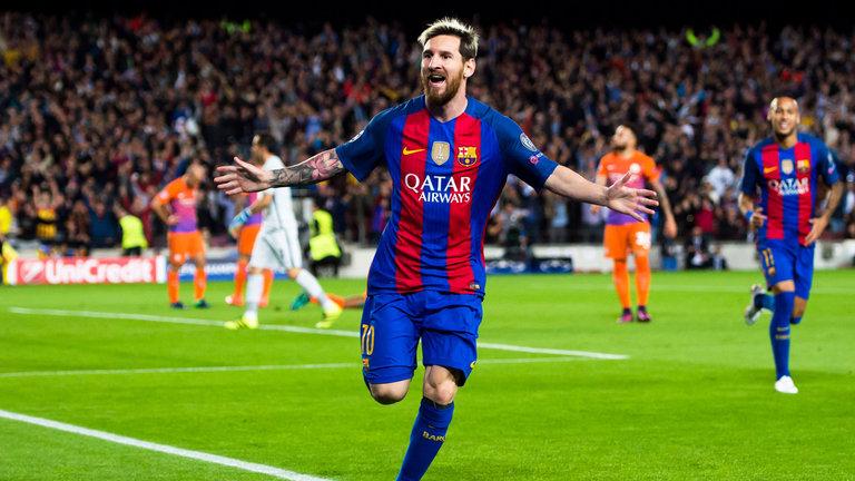 Messi'den transfer açıklaması