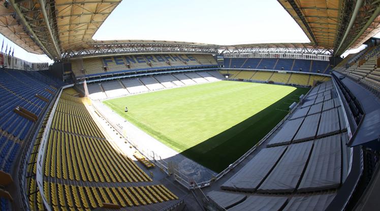 Fenerbahçe hibrit çime geçti