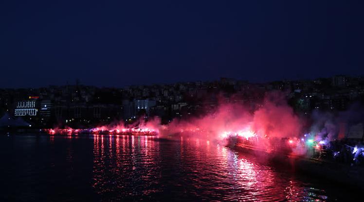 Trabzonspor'da 50. yıl coşkusu