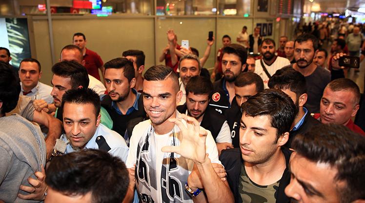 Ve Pepe İstanbul'da!
