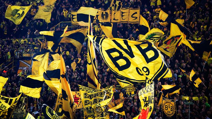 Borussia Dortmund'dan inanılmaz rakam!