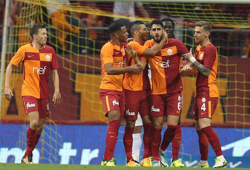 Galatasaray-Kayserispor foto galerisi