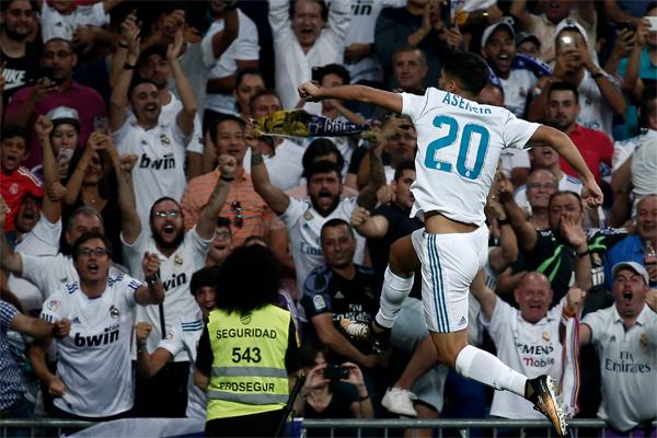 Zinedine Zidane yönetiminde Barcelona'nın LaLiga'daki uzun süreli hakimiyetine son veren Real Madrid yeni bir rekor kırma yolunda da emin adımlarla ilerliyor.