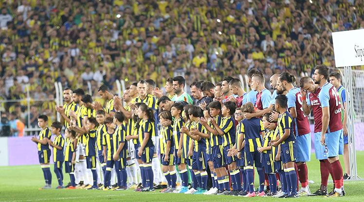 Fenerbahçe - Trabzonspor foto galerisi