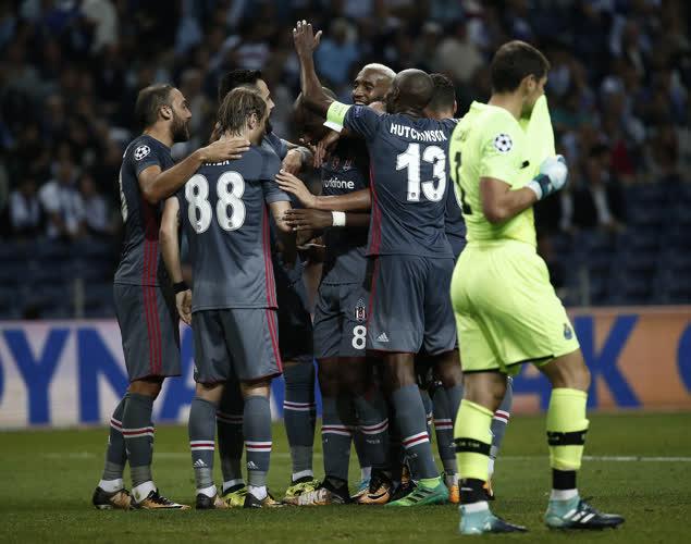 """""""Beşiktaş, Porto'ya ders verdi"""""""