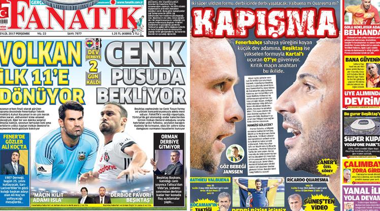 21 Eylül gazete manşetleri