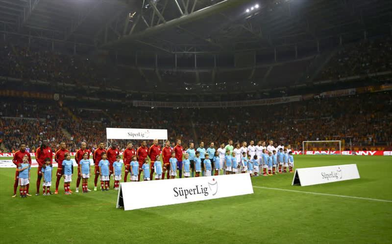Galatasaray-Kardemir Karabükspor foto galerisi