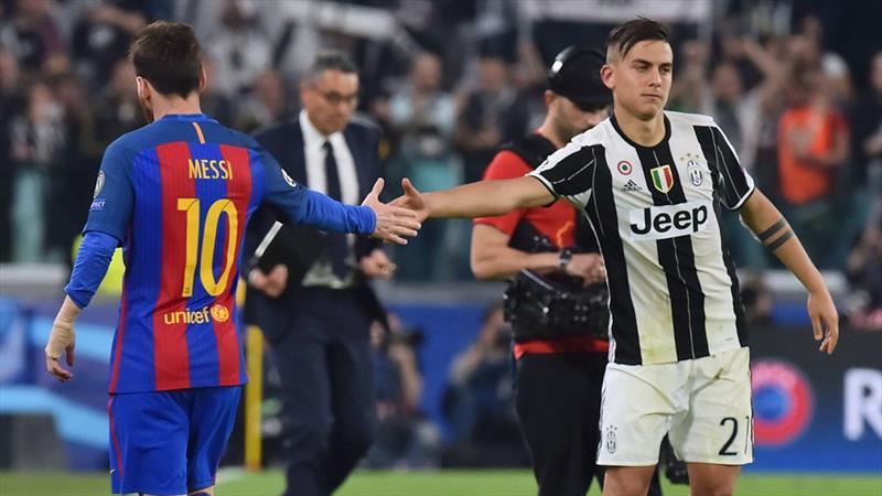 Dybala Barça'nın kapısından döndü