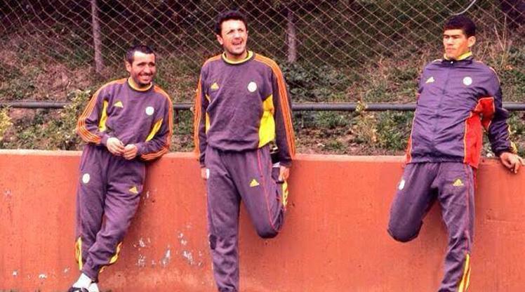 Galatasaray'da oynayan Rumen futbolcular