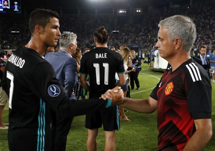 Mourinho'dan Ronaldo açıklaması