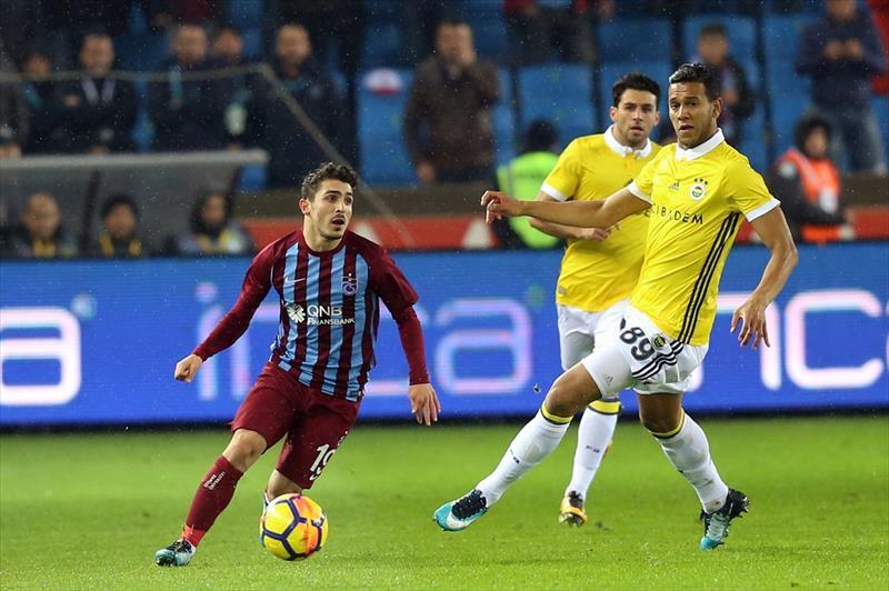 Trabzonspor - Fenerbahçe  foto galerisi