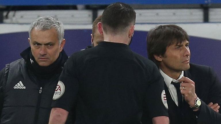 Mourinho - Conte savaşı büyüyor