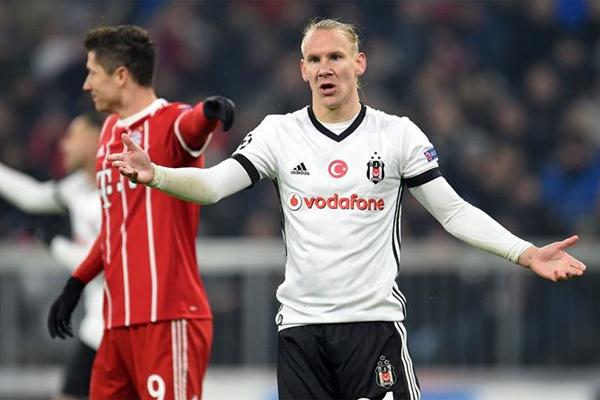 Bayern -  Beşiktaş maçını Alman basını böyle gördü.