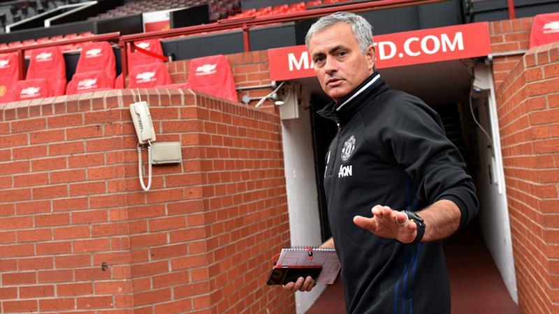 Mourinho'yu yine kızdırdılar