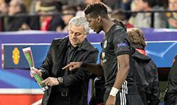 Mourinho ve Pogba arasında gergin toplantı