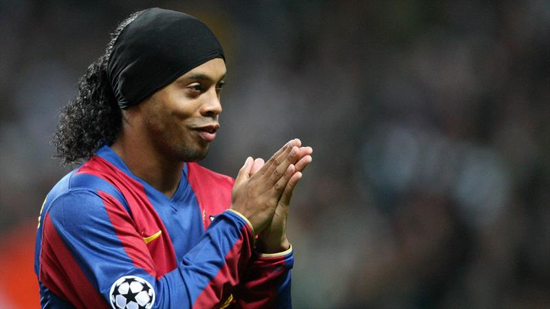 Ronaldinho'dan tarihi itiraf!