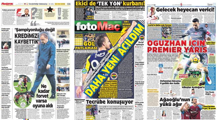 10 Nisan gazete manşetleri