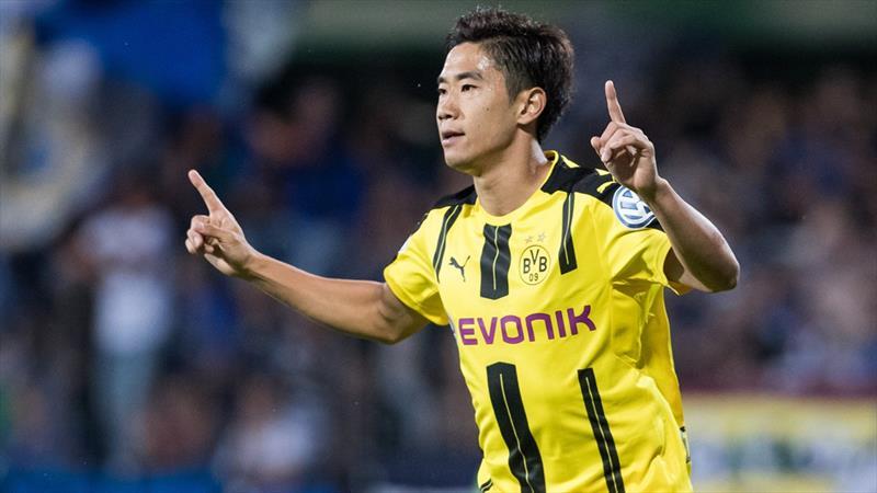 Kagawa yeniden Premier Lig yolunda