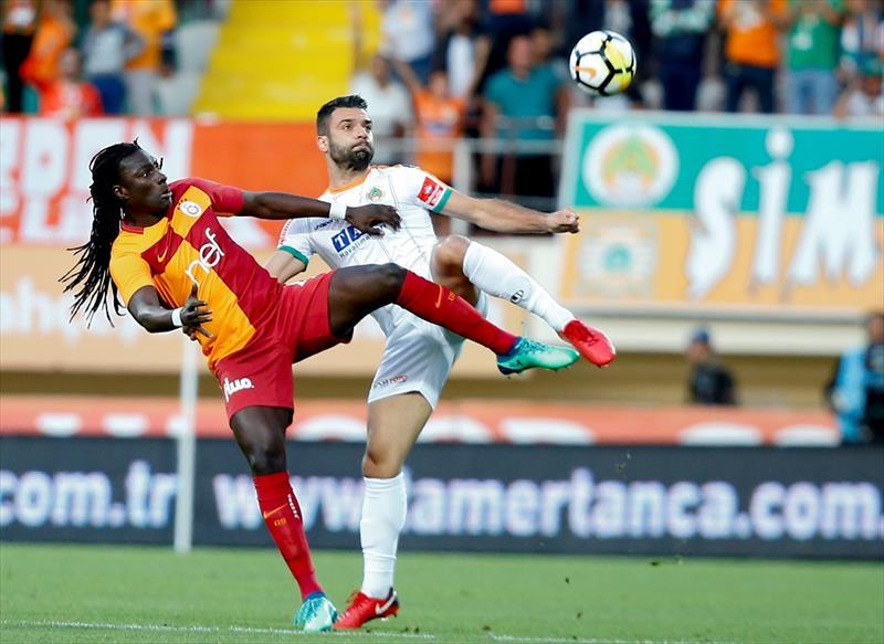 Aytemiz Alanyaspor - Galatasaray foto galerisi