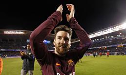 Messi 5. altın ayakkabı'sına koşuyor