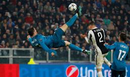 Tüm stat Ronaldo'yu alkışladı