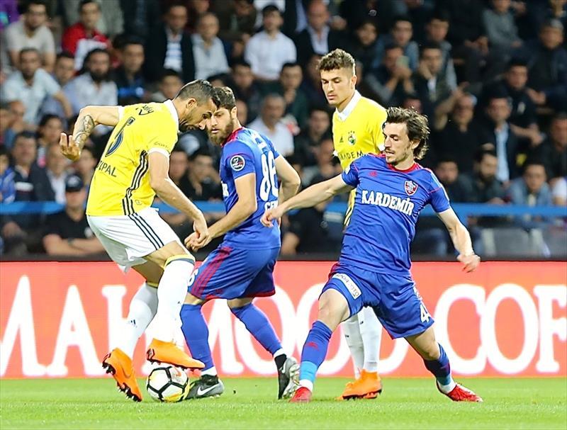 Kardemir Karabükspor - Fenerbahçe foto galerisi