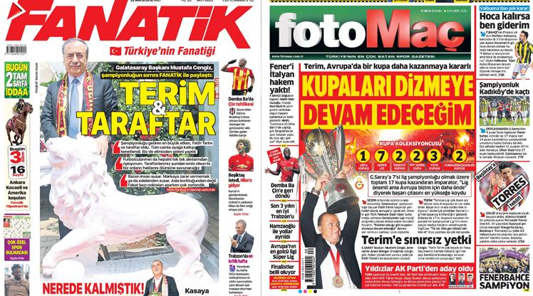 22 Mayıs gazete manşetleri
