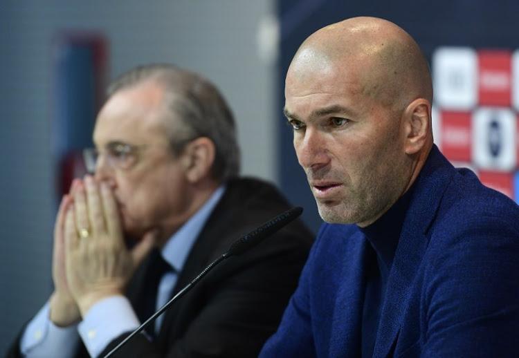 Zidane'a ilk talip Premier Lig'den